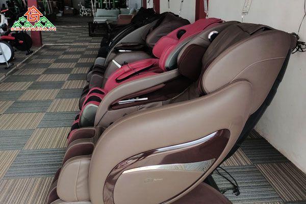 Elipsport cung cấp ghế massage tại TP.Tân An - Long An