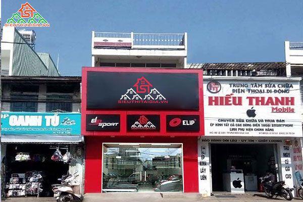 Nơi bán  xe đạp tập Elipsport tại TP.Pleiku