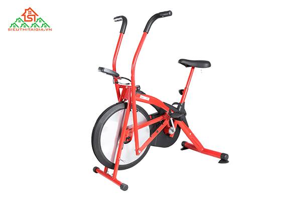 Xe đạp tập thể dục tại Ninh Thuận