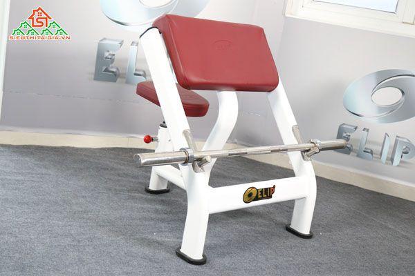 Ghế tập, giàn đẩy tạ đa năng, dụng cụ thể hình ELIP tại TP.Đà Lạt - Lâm Đồng