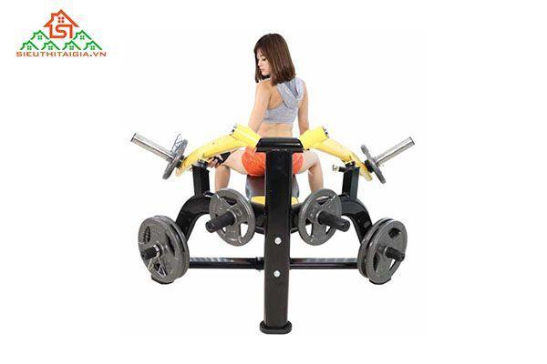 Ghế tập, giàn đẩy tạ đa năng, dụng cụ thể hình tại TP.Cẩm Phả, Bãi Cháy, TP.Hạ Long - Quảng Ninh