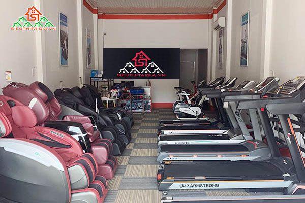 Địa chỉ bán ghế massage tại Quận Gò Vấp, Phú Nhuận, Quận 12 - TP. HCM