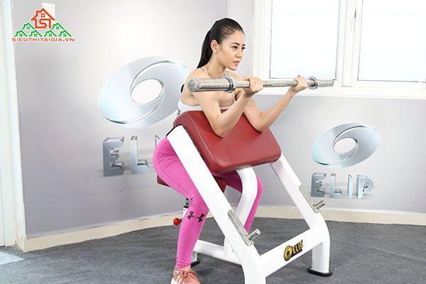 Ghế tập, giàn đẩy tạ đa năng, dụng cụ thể hình tại TP.Vinh, Nghệ An