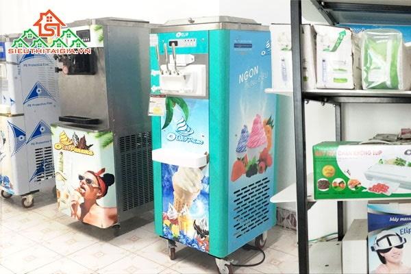 Nơi bán máy làm kem tươi uy tín, giá tốt ở Củ Chi