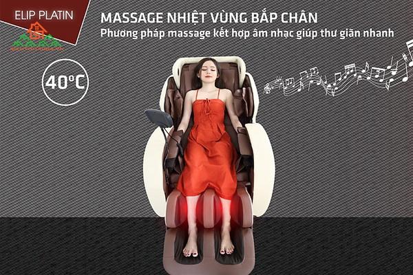 Top 5 ghế massage chính hãng trả góp 0% lãi suất đáng mua nhất - ảnh 3