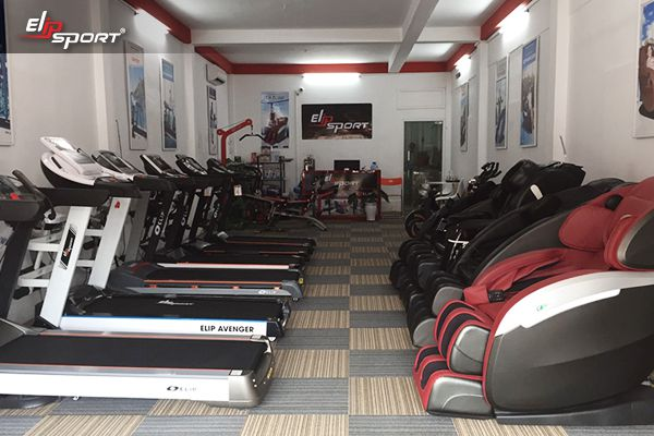 Cửa hàng bán máy chạy bộ Thủ Dầu Một, Bình Dương