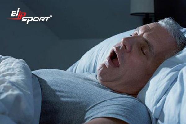 Thiếu ngủ gây khó thở