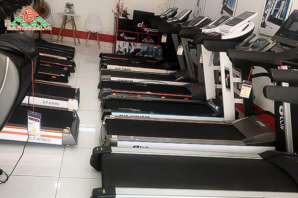 Địa điểm bán máy chạy bộ tại quận Kiến An - Hải Phòng