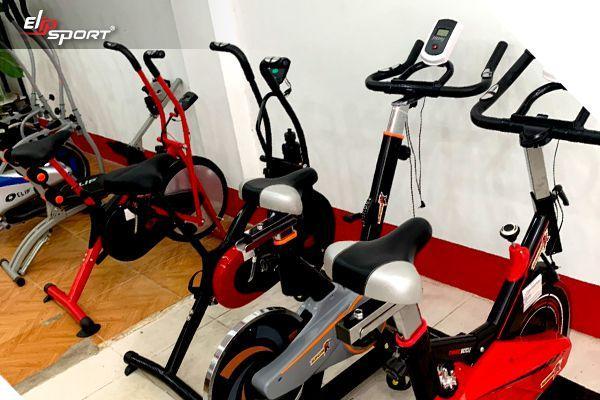 Địa điểm bán xe đạp tập thể dục uy tín, giá tốt ở Tân Phú