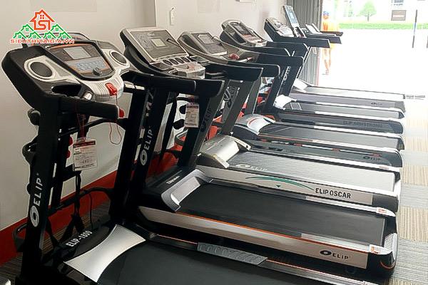 Máy chạy bộ điện giá tốt, uy tín tại thị xã Chí Linh - Hải Dương