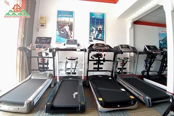 Nơi phân phối máy chạy bộ tại thị xã Hoàng Mai - Nghệ An