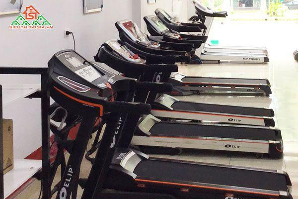 Địa chỉ bán máy chạy bộ tốt tại quận Đồ Sơn, Hải Phòng