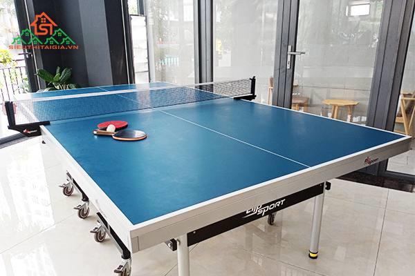 Cửa hàng bán vợt, bàn bóng bàn chất lượng tốt tại Tân Phú