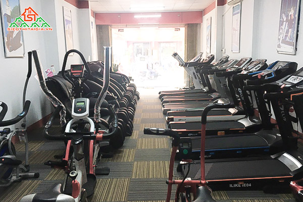 Địa chỉ bán máy chạy bộ đáng tin cậy tại quận 3