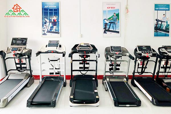 Địa điểm bán máy chạy bộ chất lượng tại quận Bình Tân