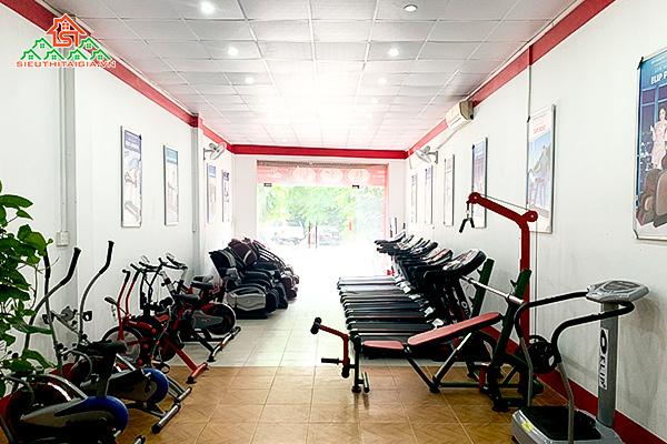 Nơi bán máy chạy bộ đáng tin cậy tại huyện Ứng Hòa