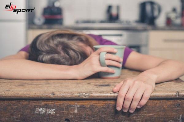 Mất ngủ buồn nôn
