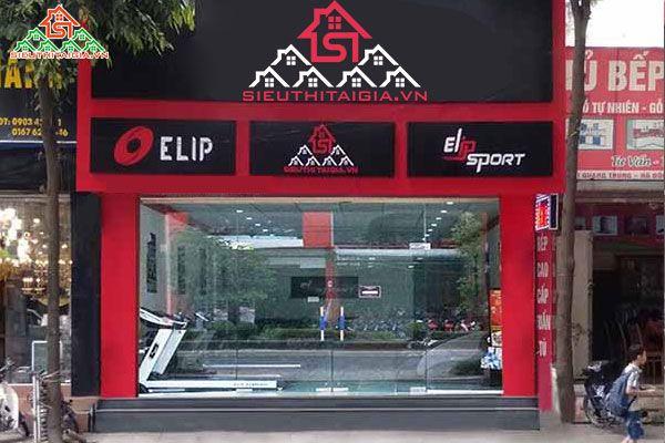 Cửa hàng bán máy chạy bộ tại Sa Pa - Lào Cai