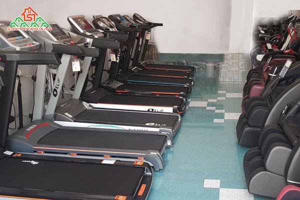 Cửa Hàng Bán Máy Chạy Bộ Tại TP Bắc Kạn