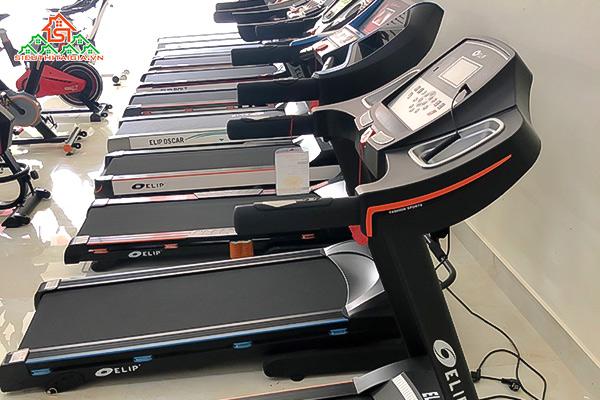 Nơi bán máy chạy bộ uy tín tại thị xã Phú Thọ - Phú Thọ
