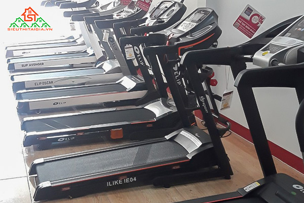 Cửa hàng bán máy chạy bộ tại tp Sơn La - Sơn La