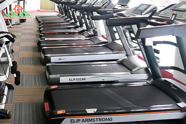 Nơi bán máy chạy bộ điện tại tp Bảo Lộc - Lâm Đồng