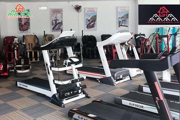 Cửa hàng bán máy chạy bộ tại Tp.Long Xuyên - An Giang