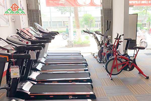 máy chạy bộ thị xã An Nhơn - Bình Định