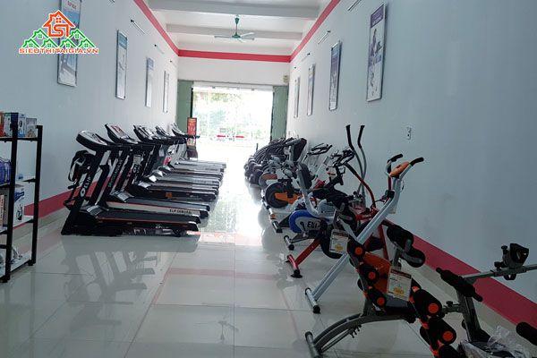Nơi bán máy chạy bộ điện tại thị xã Gò Công- Tiền Giang