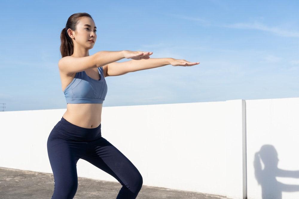 tập thể dục giúp tăng cân