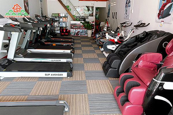 Cửa hàng bán máy chạy bộ tại Tp. Quảng Ngãi
