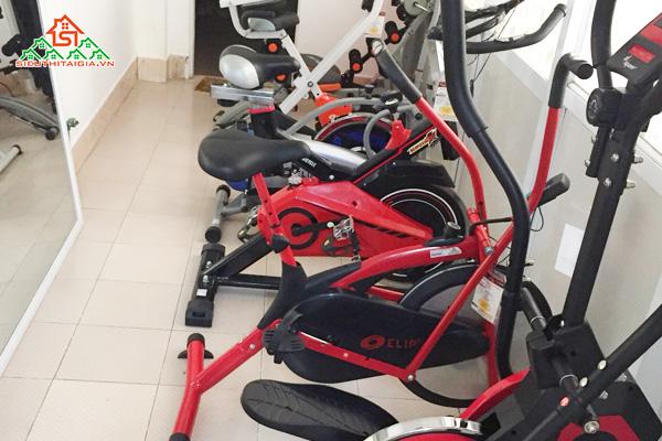 Địa điểm bán xe đạp tập uy tín tại quận Ba Đình