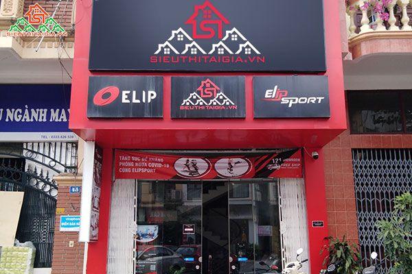 Địa chỉ máy chạy bộ điện ELIP tại thị xã Giá Rai - Bạc Liêu