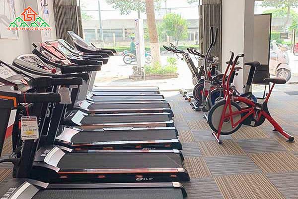 máy chạy bộ thị xã Mường Lay - Điện Biên