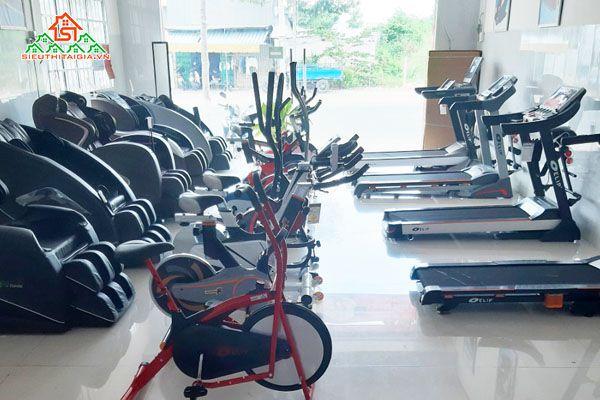 Nơi mua máy chạy bộ tốt giá rẻ tại tp Thủ Dầu Một - Bình Dương