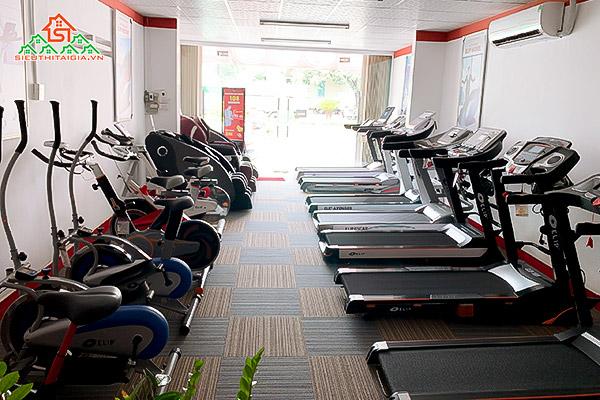 Nơi bán máy chạy bộ uy tín tại Tp Đồng Hới - Quảng Bình