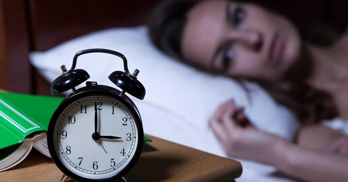 chữa mất ngủ