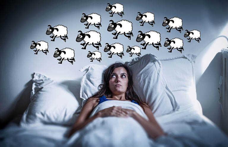 nguyên tắc chữa mất ngủ