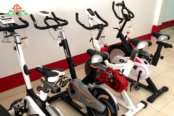 Địa điểm bán xe đạp tập chất lượng tại quận Bình Tân