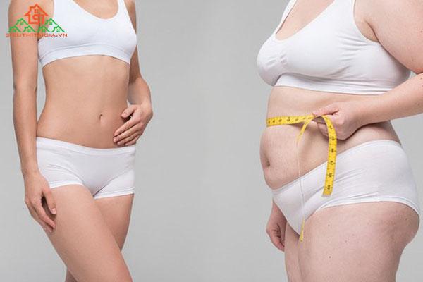 Cách giảm cân tại nhà
