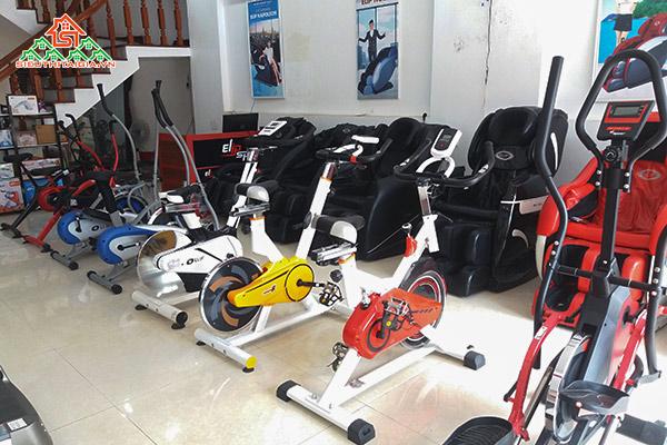 Cửa Hàng Bán Xe Đạp Tập Tại Huyện Hoà Vang - Đà Nẵng