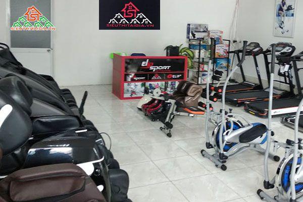 Xe Đạp Tập Tp Hà Giang