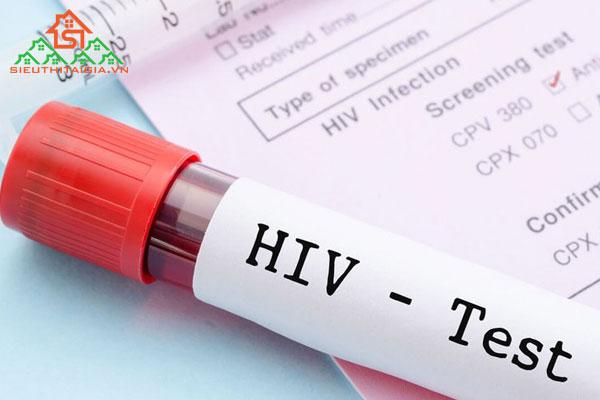 Dấu hiệu HIV
