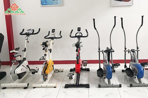 Nơi bán xe đạp tập quận Ngô Quyền - Hải Phòng