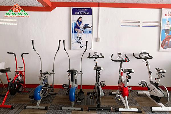 xe đạp tập Tp. Lai Châu
