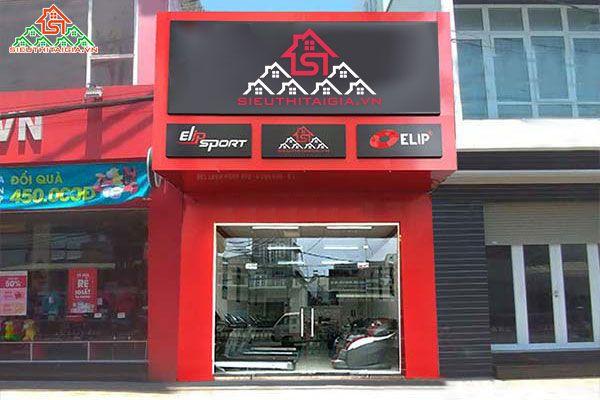 Cửa hàng bán xe đạp tập tại Bỉm Sơn - Thanh Hóa