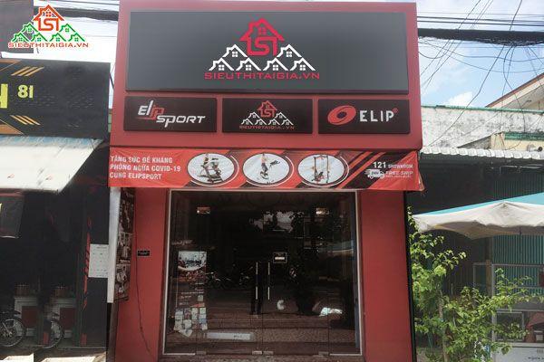 Cửa hàng bán xe đạp tập tại thị xã Cửa Lò - Nghệ An