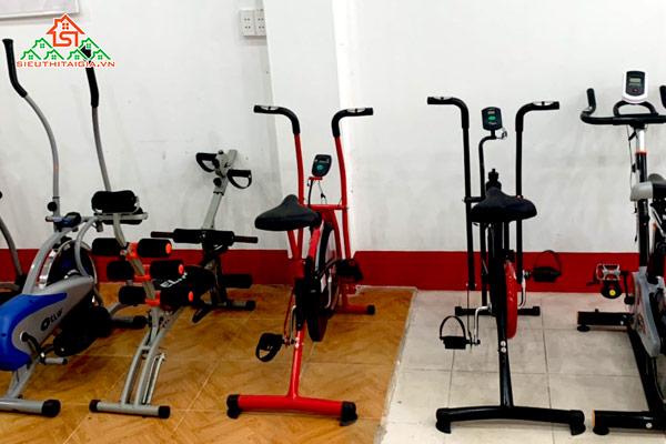 Nơi mua xe đạp tập tốt giá rẻ tại TP Phủ Lý - Hà Nam