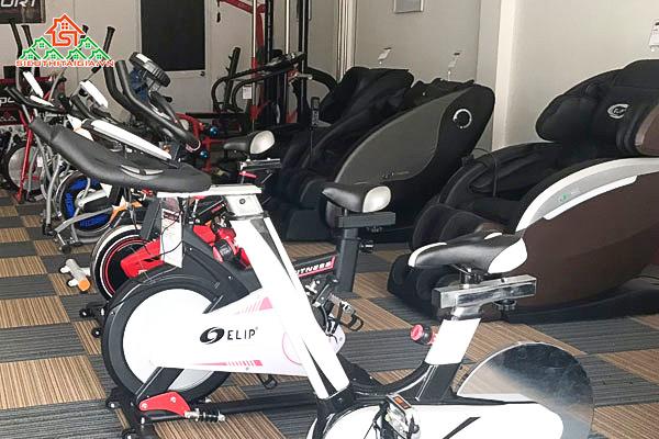 Cửa hàng bán xe đạp tập tại tp Tam Điệp - Ninh Bình