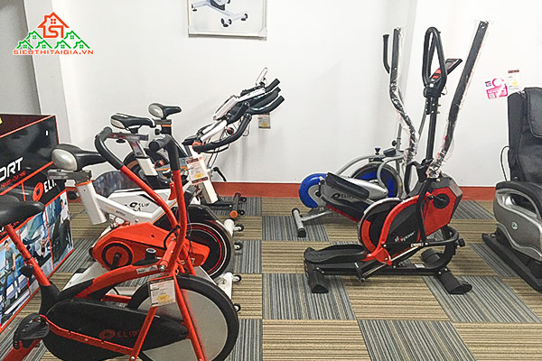Cửa hàng bán xe đạp tập tại TP Thái Bình - Thái Bình